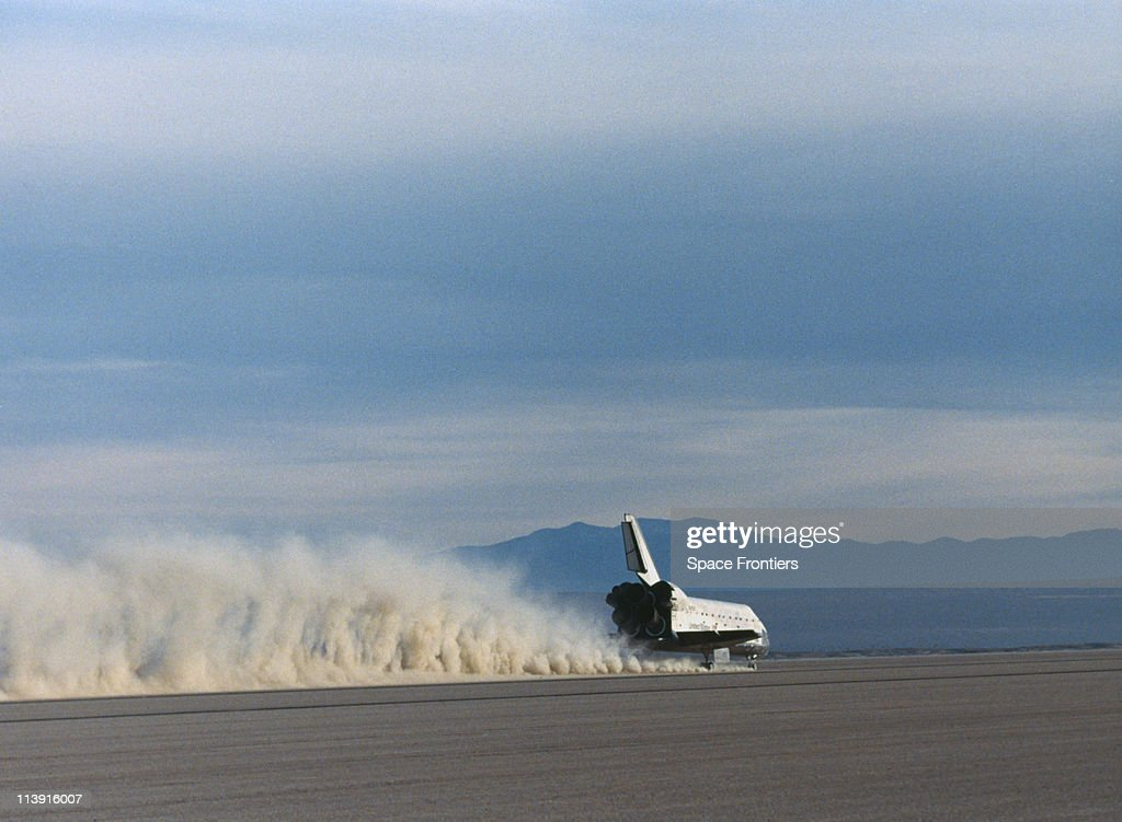 space shuttle emergency landing runways - photo #31