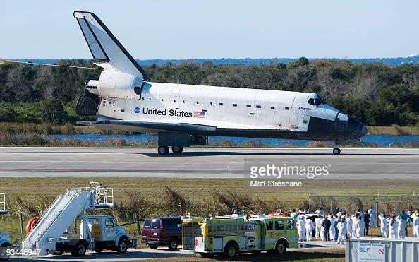 space shuttle landing onboard - photo #45