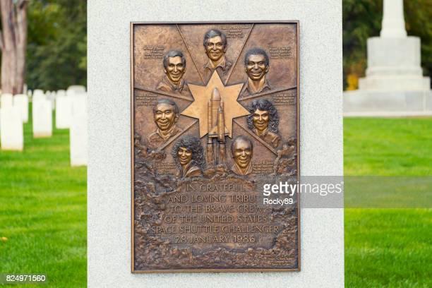 Space Shuttle Challenger Memorial, Arlington