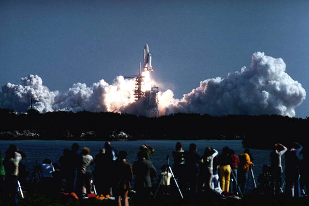 FL: 12th April 1981 - NASA Launches First Space Shuttle Columbia