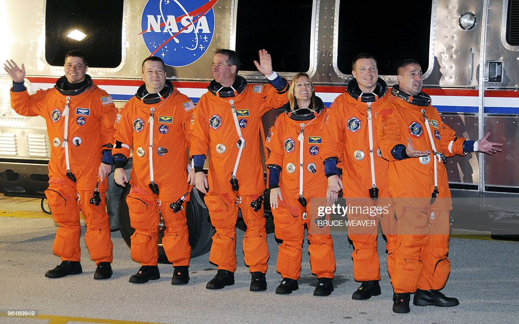 space shuttle endeavour crew members - photo #3