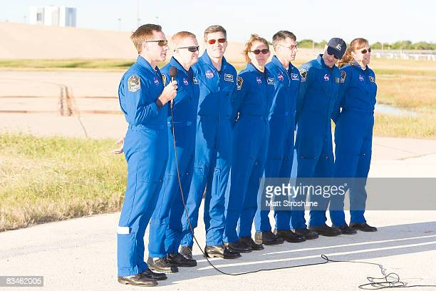 space shuttle endeavour crew members - photo #47