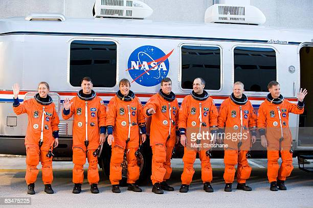space shuttle endeavour crew members - photo #43