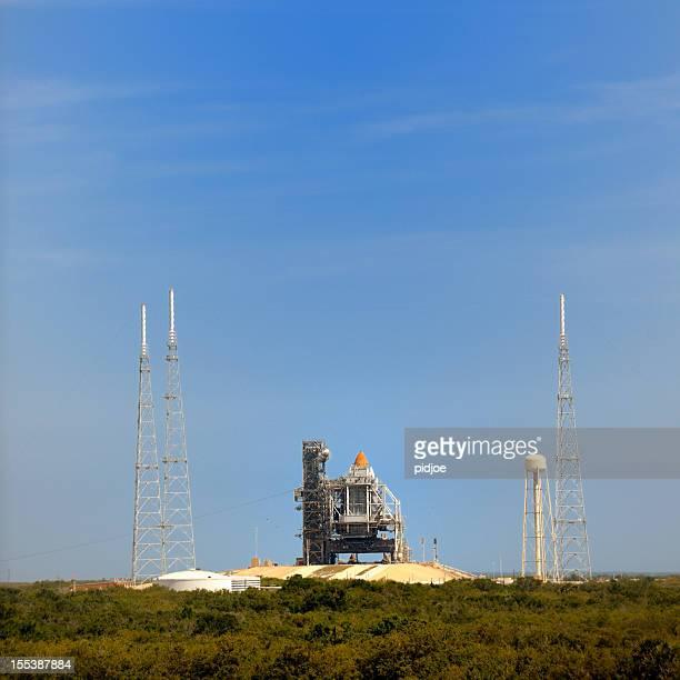 Space Shuttle launch-Plattform