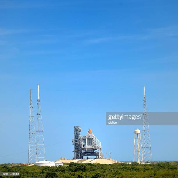 Space Shuttle launch platform