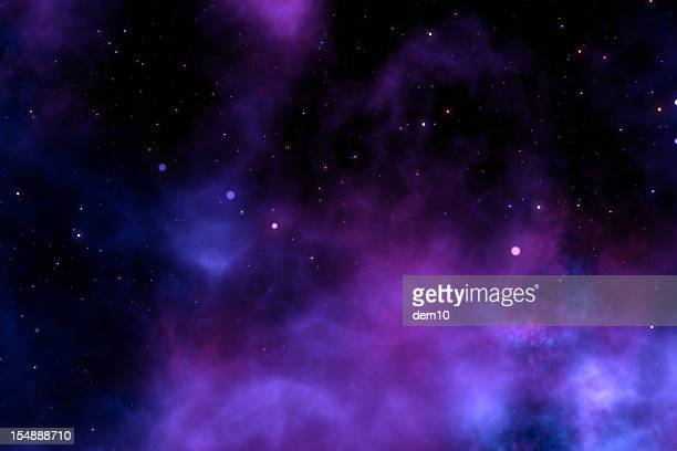 space with stars - galaxy wallpaper stock pictures, royalty-free photos & images