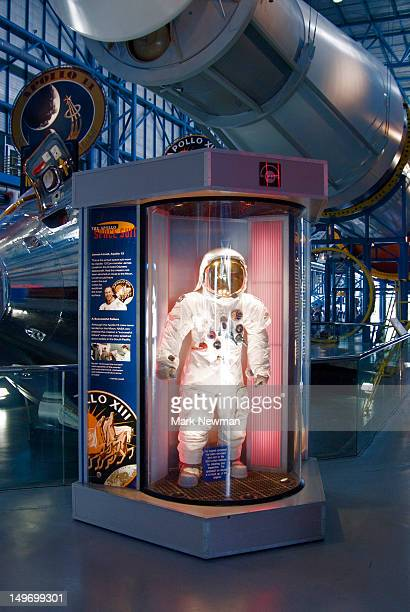 Spacesuit, Kennedy Space Center.