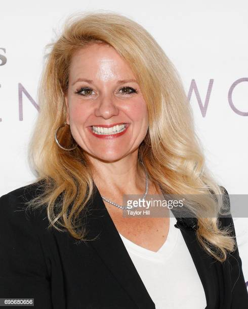SpaceX COO Gwynne Shotwell attends the 2017 Forbes Women's Summit at Spring Studios on June 13 2017 in New York City