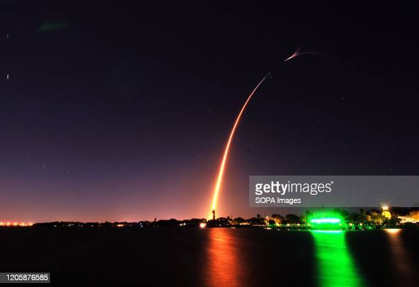 SpaceX Falcon 9 rocket carrying more than 4300 pounds of science and research crew supplies and vehicle hardware to the International Space Station...