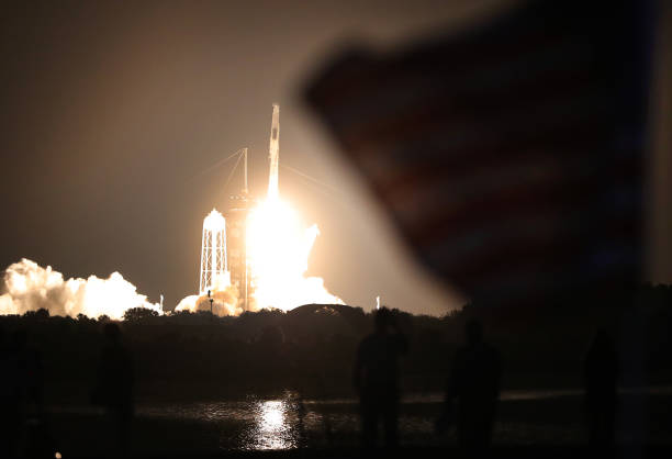 FL: SpaceX Crew-2 Mission Launches From Cape Canaveral