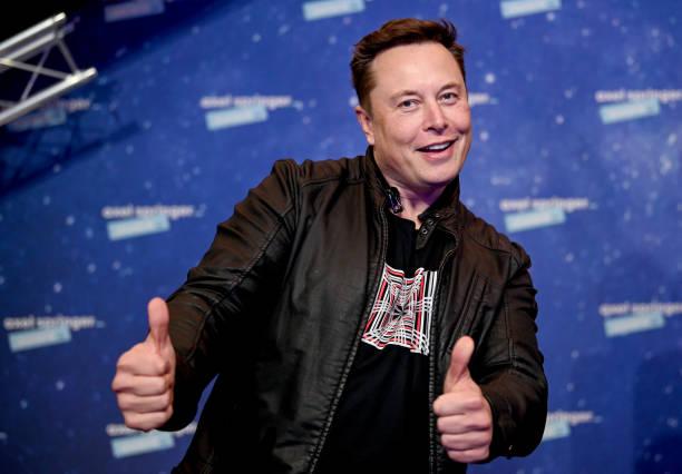 DEU: Elon Musk Awarded With Axel Springer Award In Berlin