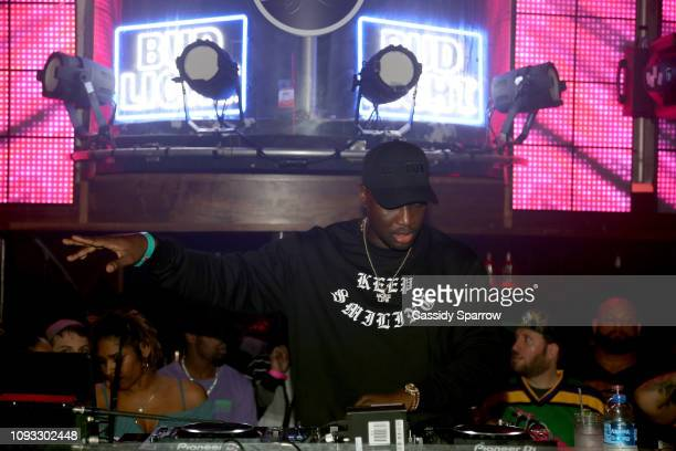 Spade performs onstage during TAO Group's Big Game Takeover presented by Tongue Groove on February 2 2019 in Atlanta Georgia