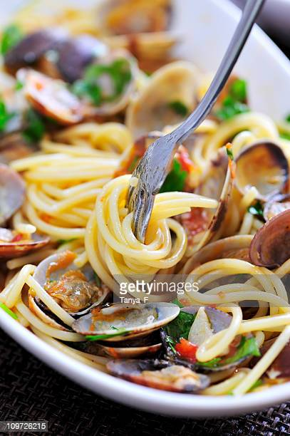 スパゲティ 9 ;Vongole