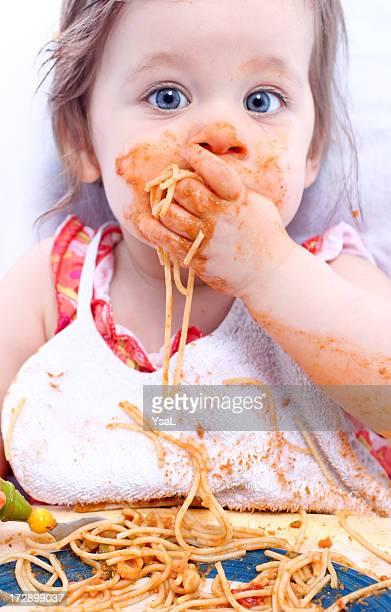 Spaghetti baby