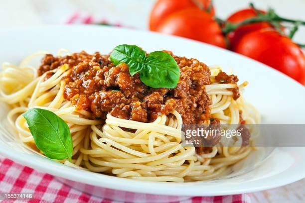 Spagetti Bolognese