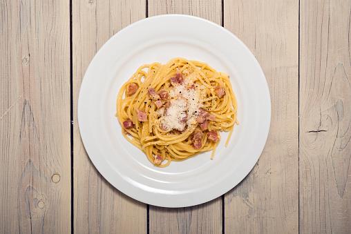 Spaghetti carbonara - gettyimageskorea