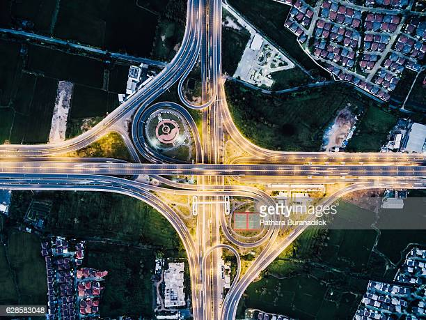 Spaghetti Junction in Nonthabuti