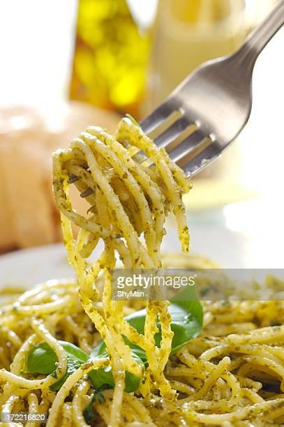 スパゲティ、ペスト