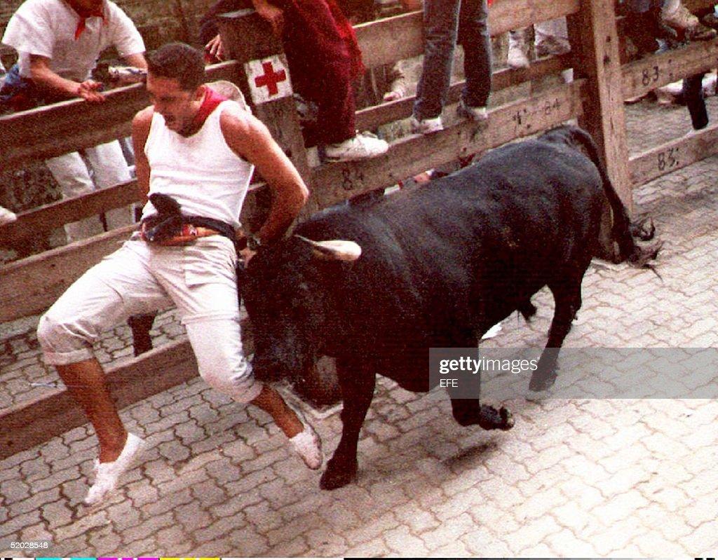 Running Of The Bulls Injuries