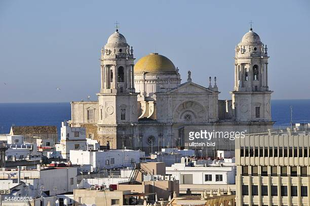 Spain Andalucia Cadiz Cathedral