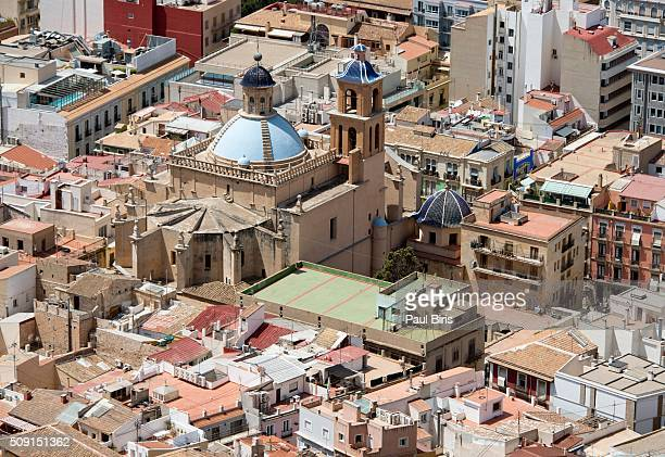 Spain, Andalusia, Alicante, Co-cathedral of Saint Nicholas
