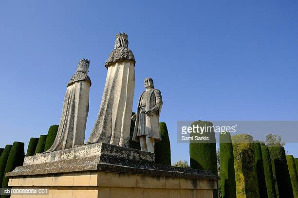 Spain, Andalusia, Cordoba, Alcazar Of Catholic Kings