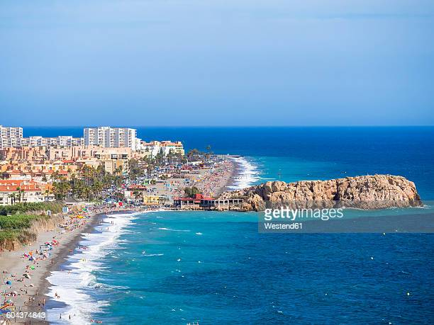 Spain, Andalusia, Grenada, Costa del Sol, Salobrena