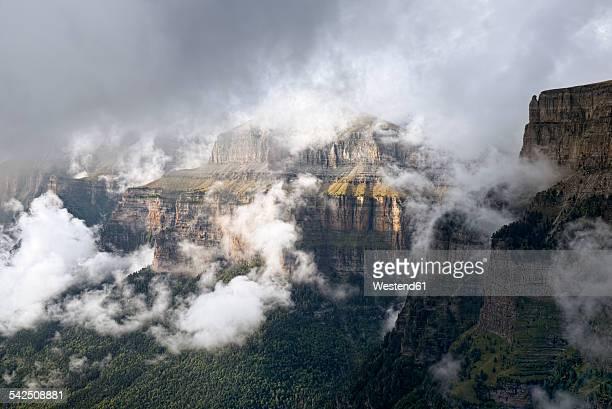Spain, Aragon, Ordesa and Monte Perdido National Park