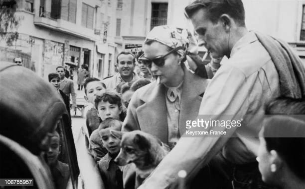 Spain Ava Gardner In Alicante