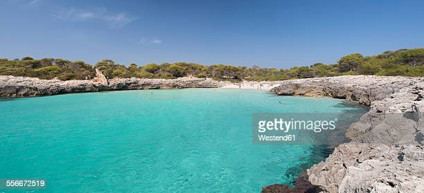 Spain, Balearic Islands, Menorca, Talaier beach