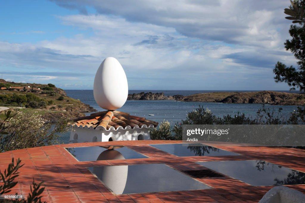 Museum-House of painter Salvador Dali. : News Photo
