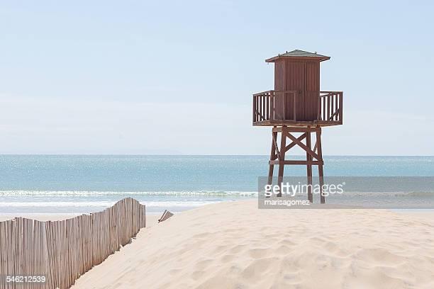 spain, cadiz, verano, playa de barbate - cádiz fotografías e imágenes de stock