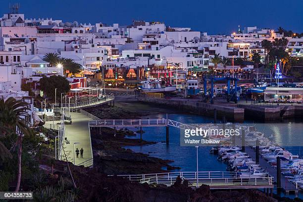 spain, canary islands, exterior - lanzarote stock pictures, royalty-free photos & images