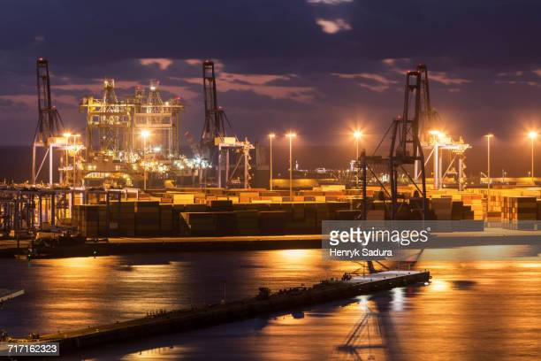 Las palmas de gran canaria stock photos and pictures getty images - Port of las palmas gran canaria ...