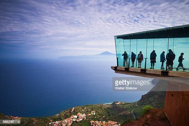 spain, canary islands, la gomera, exterior - spanische kultur stock-fotos und bilder
