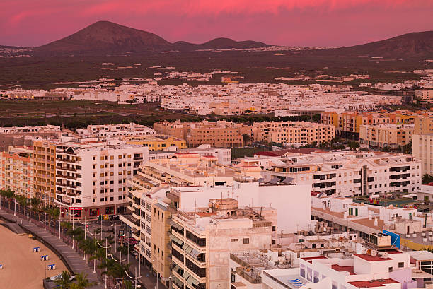 Spain, Canary Islands, Lanzarote, Exterior