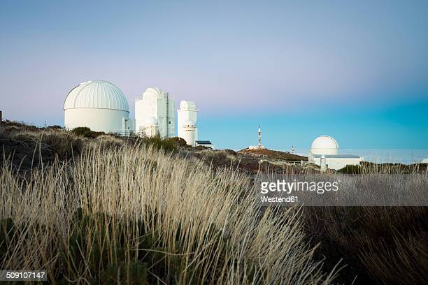 Spain, Canary Islands, Teneriffe, Teide observatory
