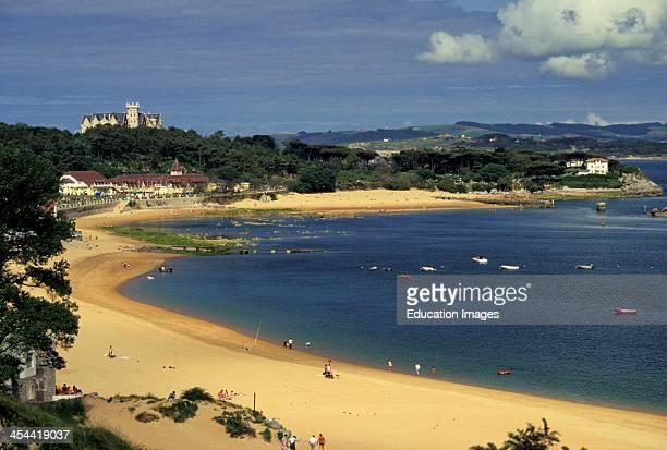 Spain Cantabria Santander Beach Resort