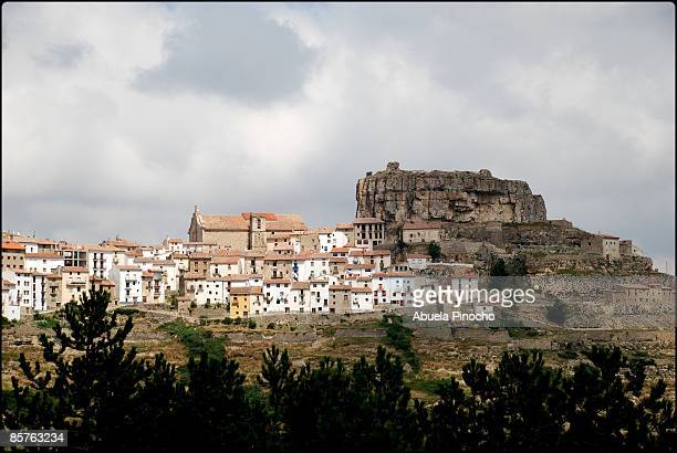 spain, castellon de la plana, cityscape - castellon de la plana stock pictures, royalty-free photos & images