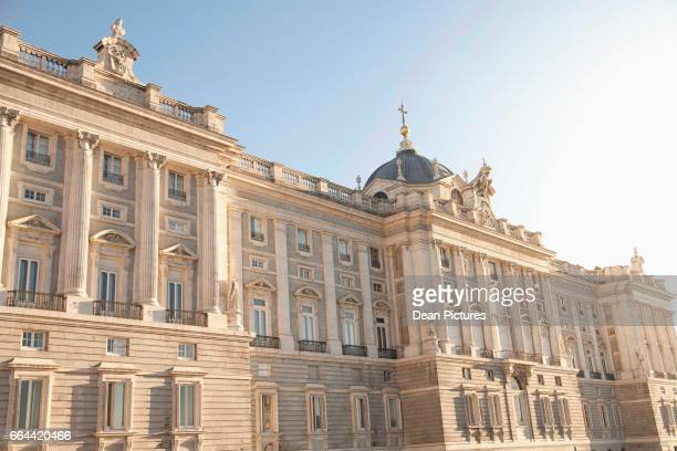 Spain, Castilla, Madrid, Royal Palace