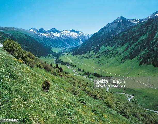 Spain Catalan Pyrenees Aran Valley
