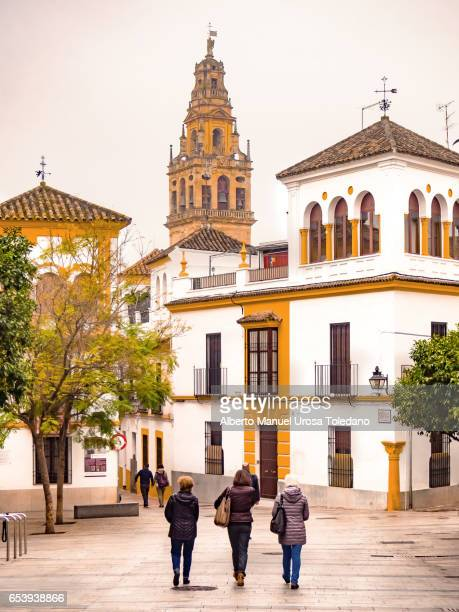Spain, Cordoba, Jewish Quarter and Cathedral