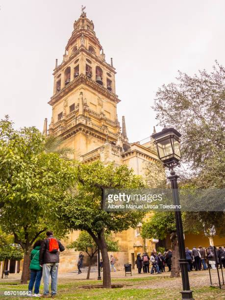 Spain, Cordoba, Mosque-Cathedral of Cordoba, Bell Tower