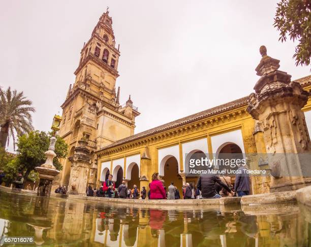 Spain, Cordoba, Mosque-Cathedral of Cordoba