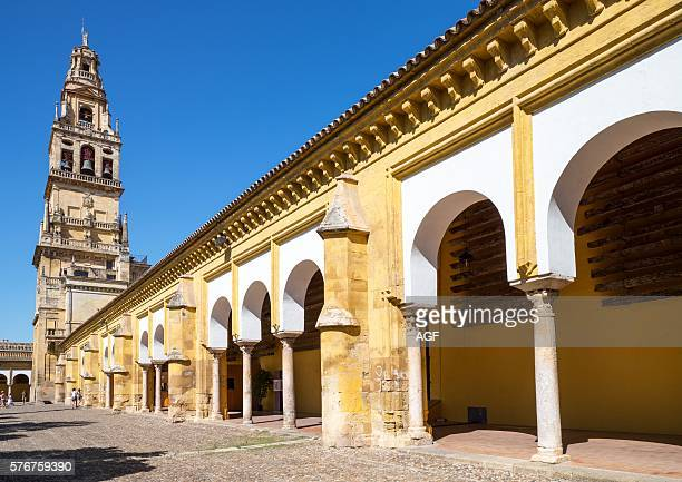 Spain Cordoba The Former Great Mosque Reconsacred As Catholic Cathedral