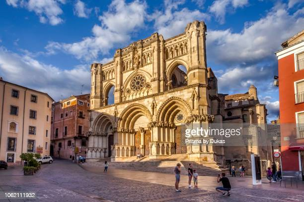 Spain Cuenca City Cuenca Cathedral