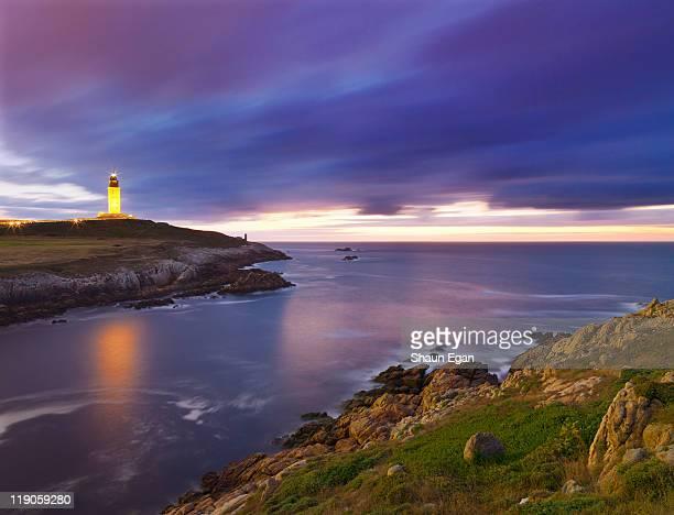 Spain, Galicia, La Coruna, Torre de Hercules