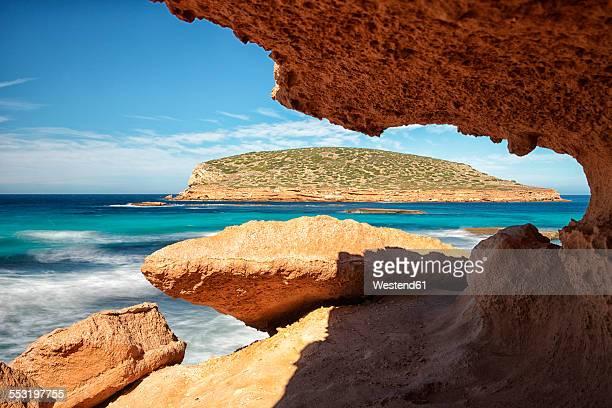 Spain, Ibiza, Cala Comte