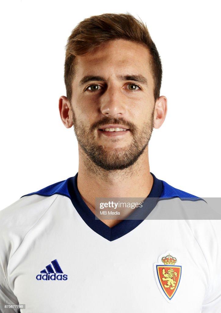 Spain - La Liga 123 _ 2017-2018 / 'r( Real Zaragoza ) - 'rAlberto Benito Correa