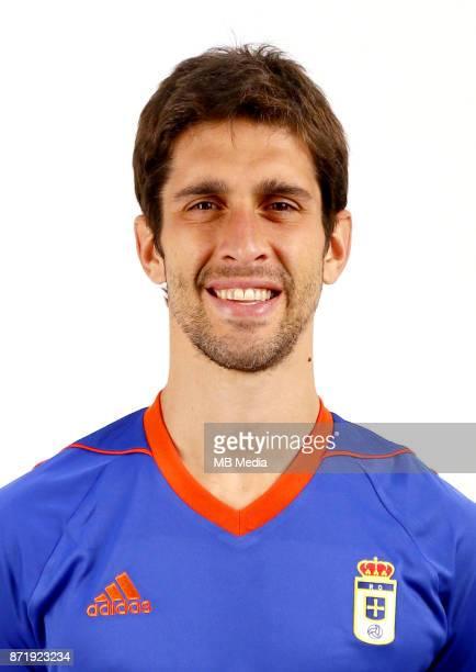 """Spain - La Liga 123 _ 2017-2018 / """"r - """"rJuan Daniel Forlin"""